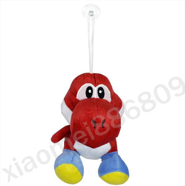 Super Mario Bros Yoshi 7 Plush Toy Doll M76 EE