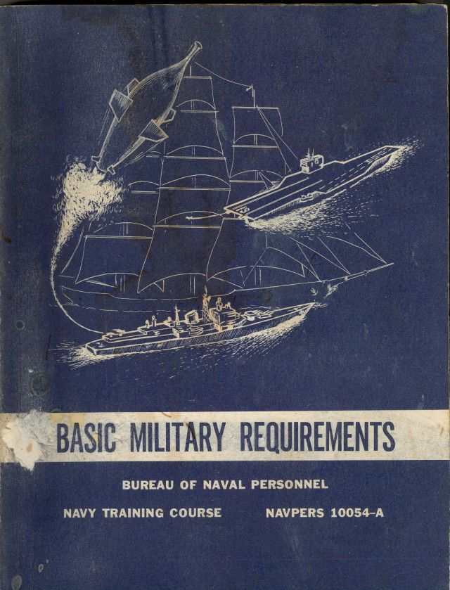 Navy Manual Requirements Military Book Asbestos Suit OBA Fire Fighting