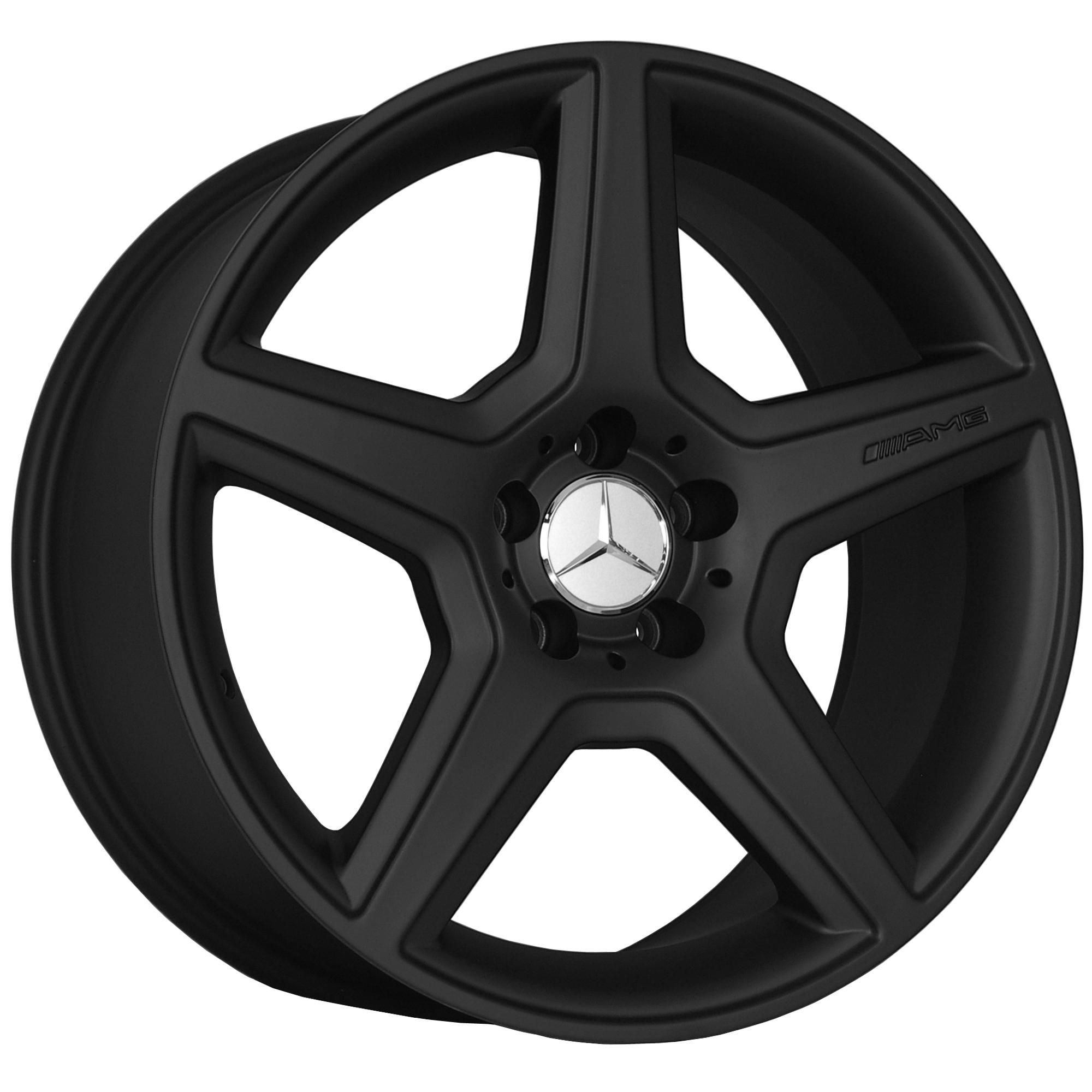 19 CLS55 AMG Style Staggered Wheels Rims Fit Mercedes C230 C240 C280