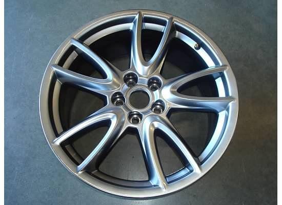 19 Ford Mustang GT Wheel Rim 11 12 Brembo Factory Premium 3862