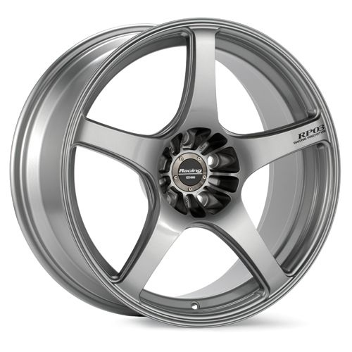 18 Enkei RP03 Silver Rims Wheels Nissan 350Z Ford Mustang infinit G35