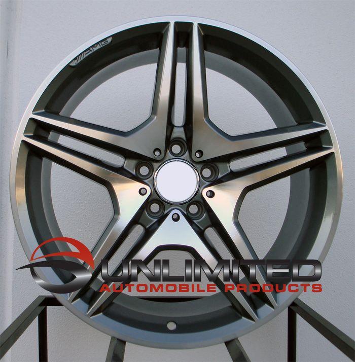 19 AMG Wheels Rims Fit Mercedes C230 C240 C300 C350