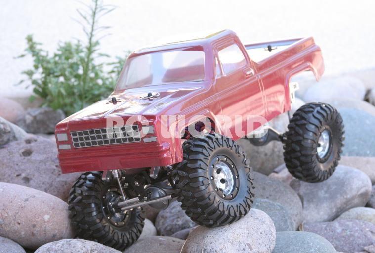 RC Truck Body 1 10 Crawler Body Shell Ford Truck