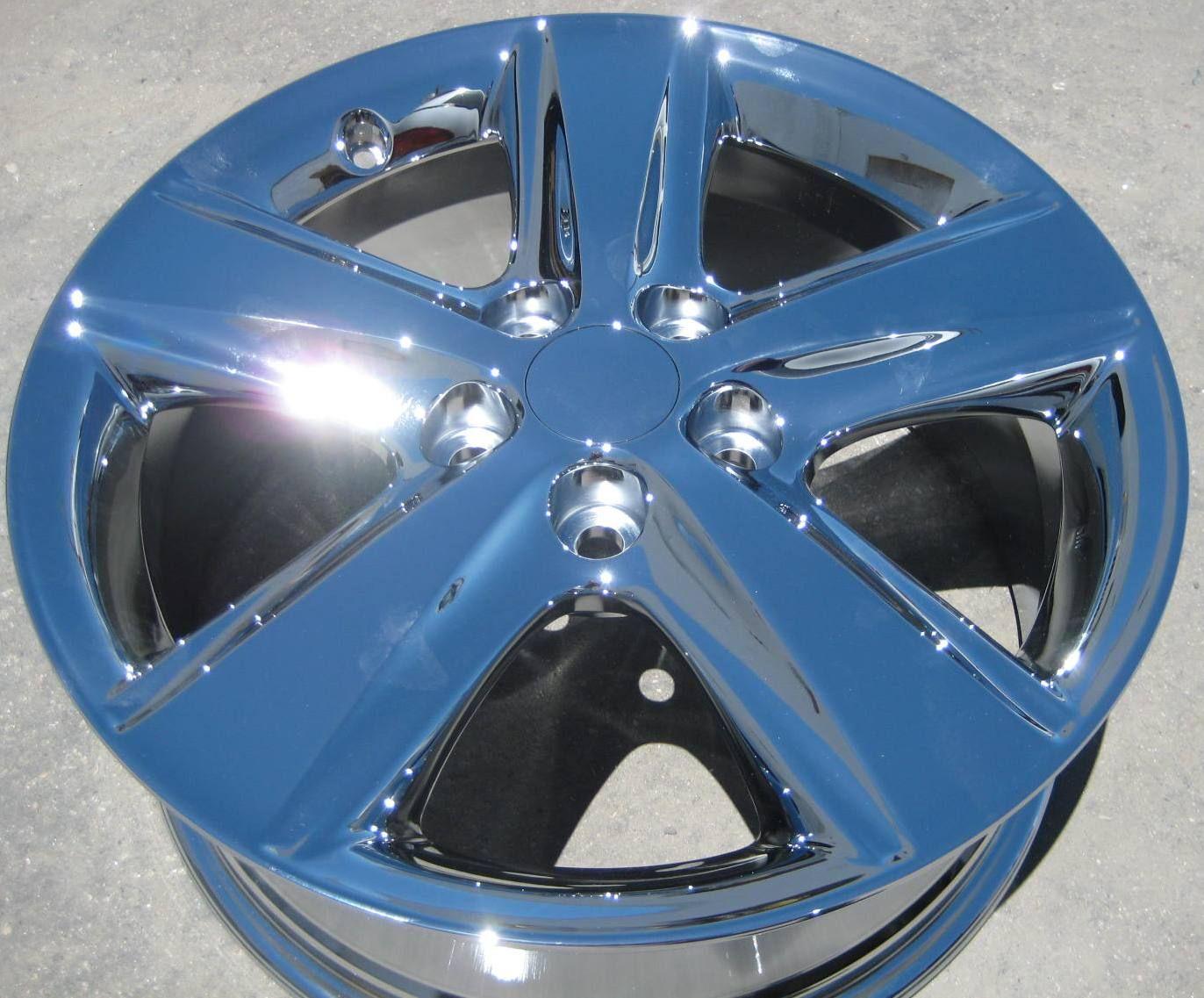 New 17 Factory Toyota Camry Chrome Wheels Rims Sienna ES350 ES300
