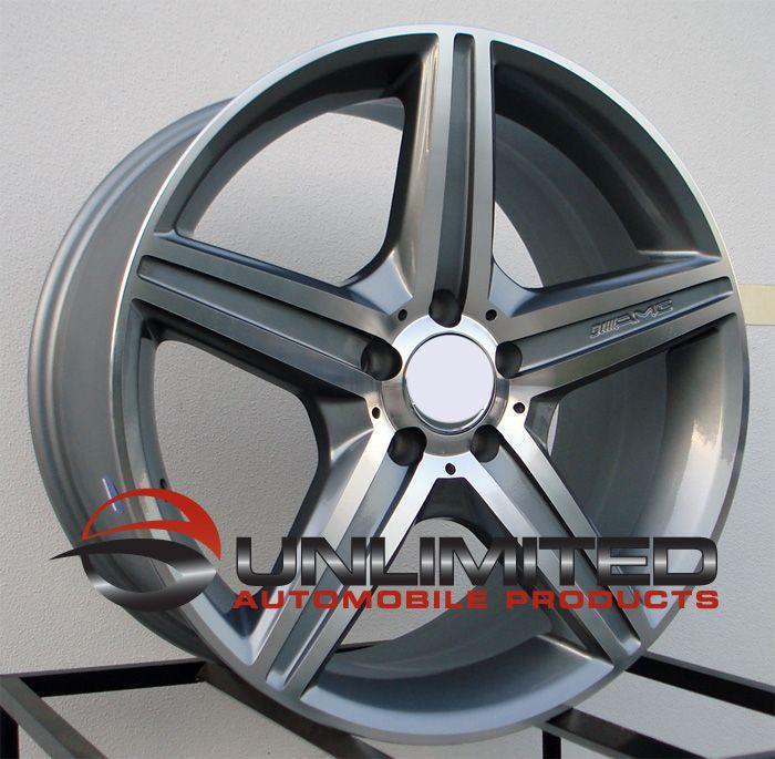 19 AMG Wheels Rims Fit Mercedes E320 E350 E500