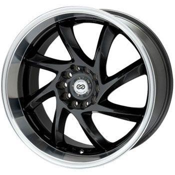 16 Enkei WDM Gunmetal Rims Wheels Civic Protege RSX XB