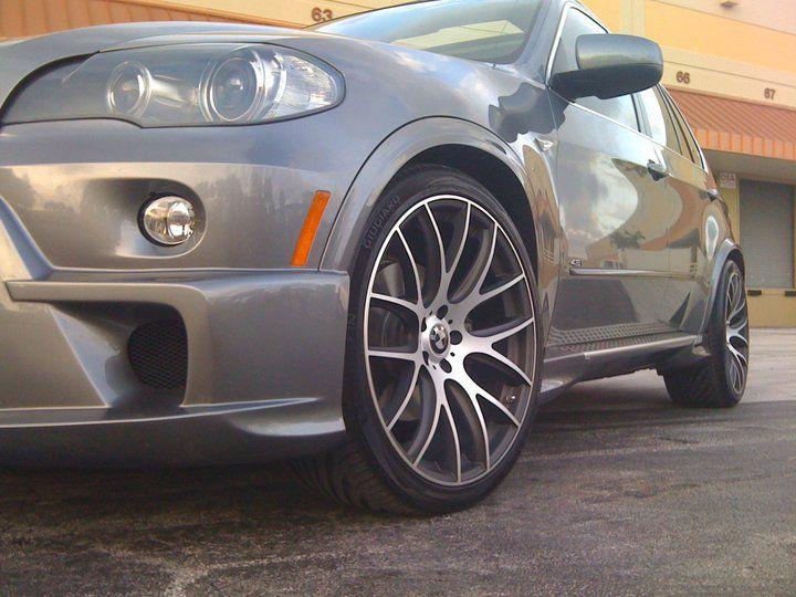 20 BMW Wheels Rims Tires E60 E63 E64 645CI 650i M5 M6