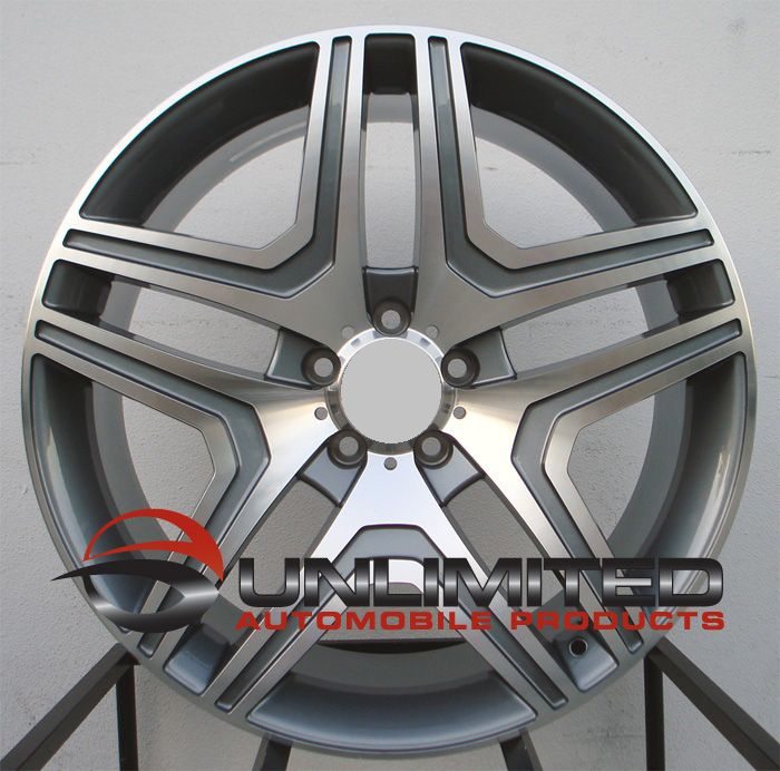 20 AMG Style Wheels Rims Fit Mercedes ML350 ML430 1997–2005