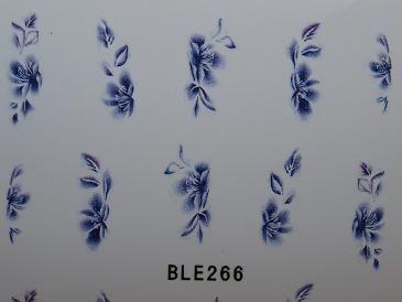 Nail Art Sticker Tattoo One Stroke BLE 266