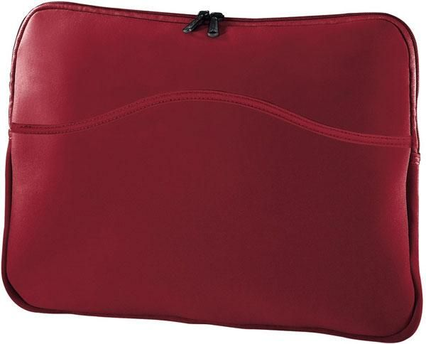 HAMA NOTEBOOKCOVER LAPTOP COVER TASCHE 17 17,3 ROT 4007249234148