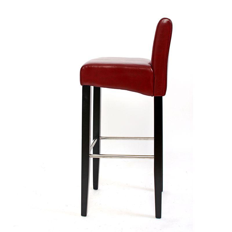 barhocker braun leder gallery of barhocker leder with barhocker braun leder mca furniture big. Black Bedroom Furniture Sets. Home Design Ideas