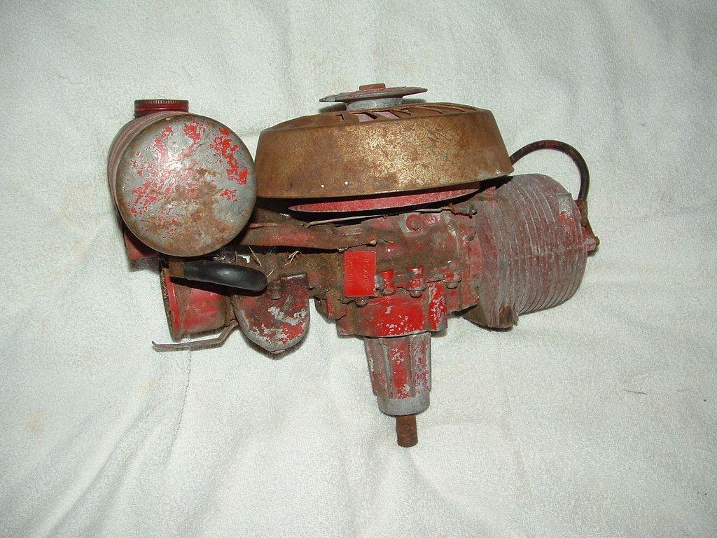 Vintage Power Products Engine Parts Engine Block