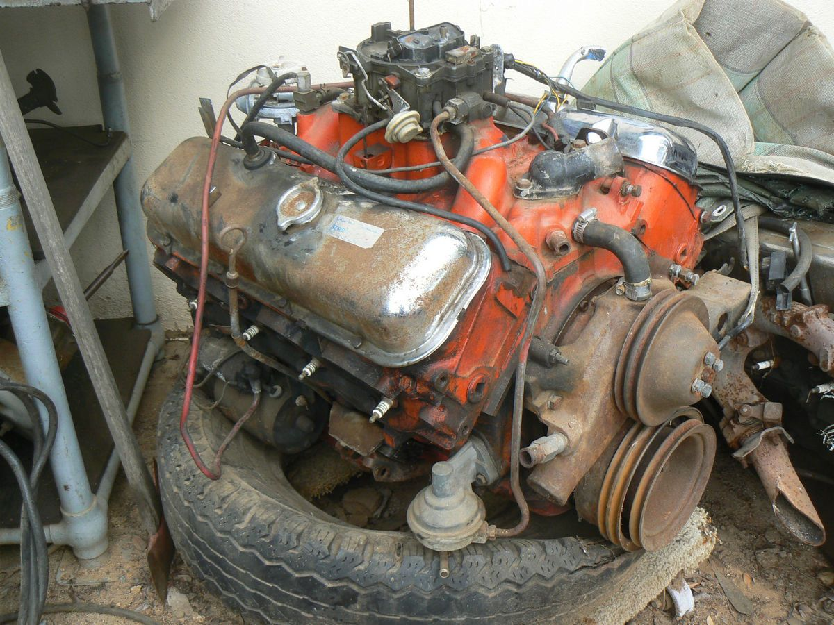 Complete 396 Chevy Engine For Sale Autos Post